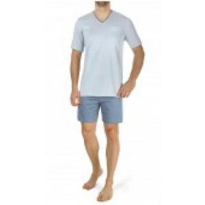 korte mouw + korte broek logo